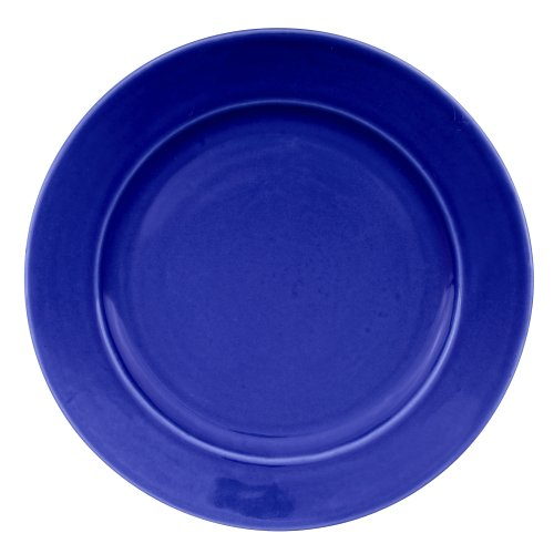 Buy Zak Designs Moxie Dark Blue Dinner Plate, Set of 4