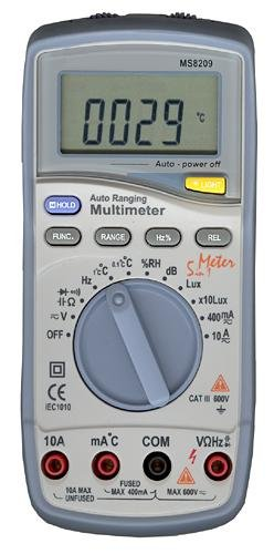 RSR Enviormental Tester + Multi Function DMM