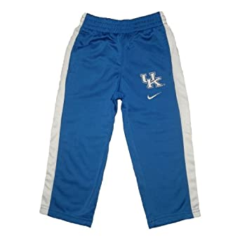 NCAA Kentucky Wildcats Toddler Track Pants with Embroidered Logo by NCAA