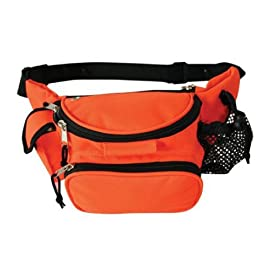 Blaze Orange Hunting Fanny Pack