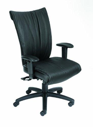 boss-black-leatherplus-high-back-w-3-paddle-mech