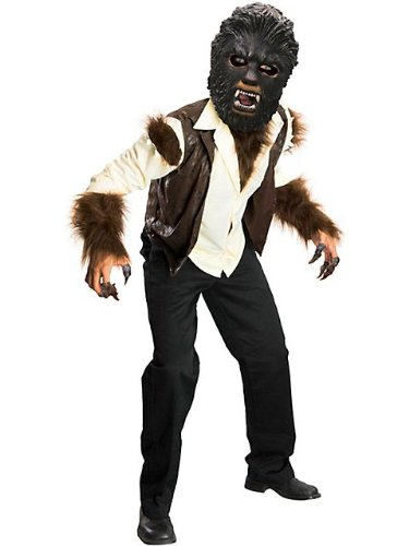 Deluxe Wolfman Kids Costume