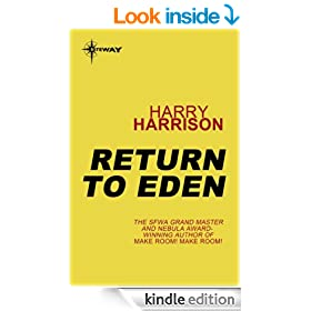Return to Eden: Eden Book 3