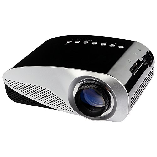Buy FastFox Mini Projector 480*320 120 Lumen home theater movie tv vedio projection