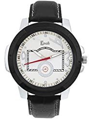 Cavalli White Dial Analog Watch- For Men