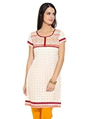 Lovely Lady Ladies Blend Straight Kurta - B00MMEOC5Q