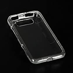 Transparent Clear Protector Case Phone Cover for LG Connect 4G MS840