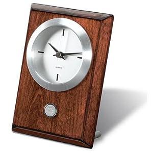 Saint John's University - Rosewood Desk Clock