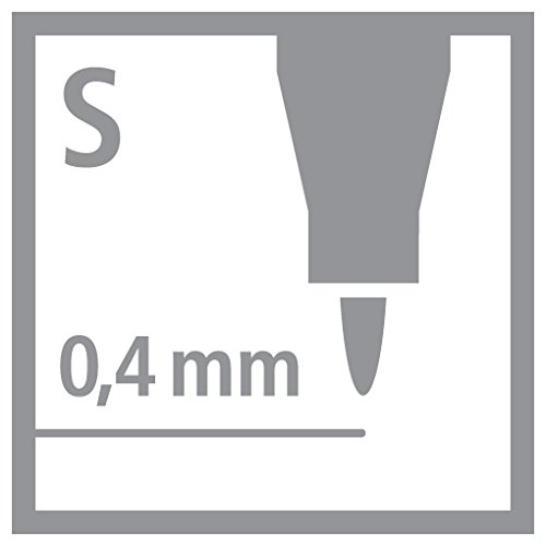 STABILO étui de 6 feutres pour transparents OHPen universel