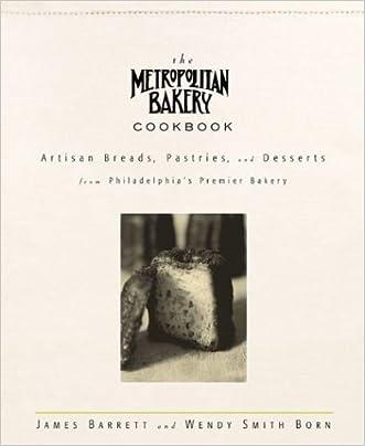 The Metropolitan Bakery Cookbook