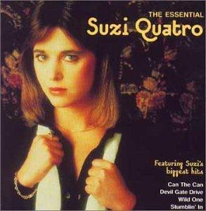 Suzi Quatro - Essential - Lyrics2You