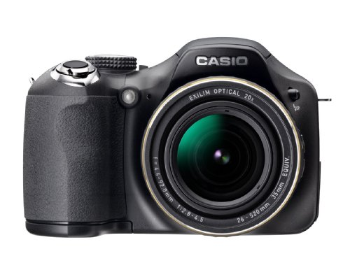 Casio EXILIM EX-FH25 is one of the Best Compact Point and Shoot Digital Cameras for Travel Photos Under $500