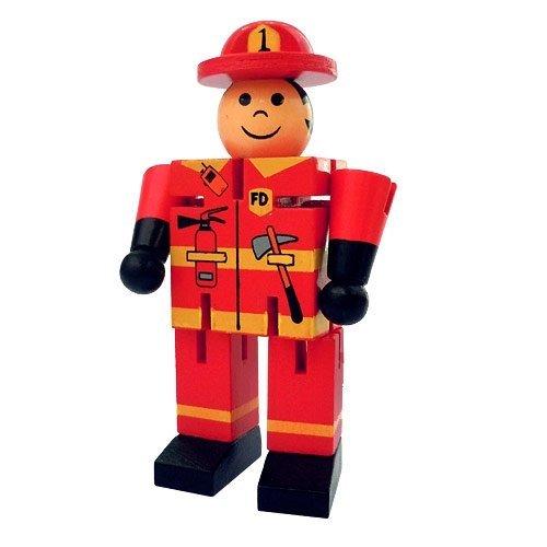 The original Toy Company Mini Fireman - 1