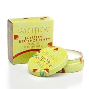 Pacifica Egyptian Bergamot Rose .3 oz Solid Perfume