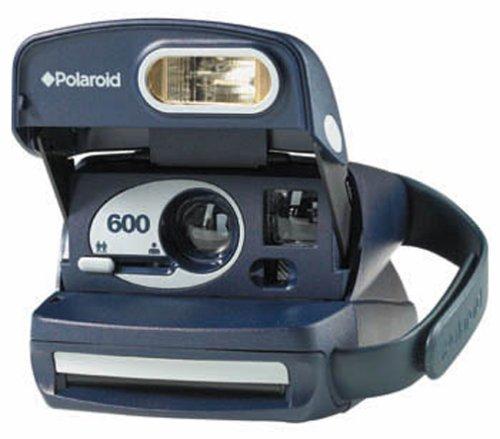 polaroid one step express instant camera midnight blue my canon digital camera. Black Bedroom Furniture Sets. Home Design Ideas