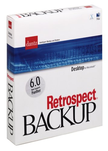 EMC Insignia Retrospect Desktop - (V. 6.1) - Complete Package - 2 Clients - CD - Mac (925644) Category: Data Recovery Software