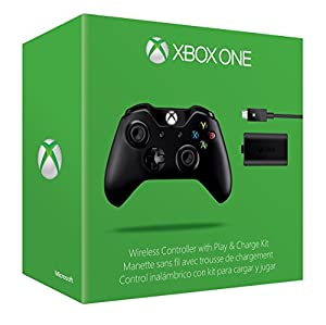Wireless Controller + Play and Charge Kit - Xbox One