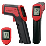 HDE® Temperature Gun Infrared Thermometer w/ Laser Sight