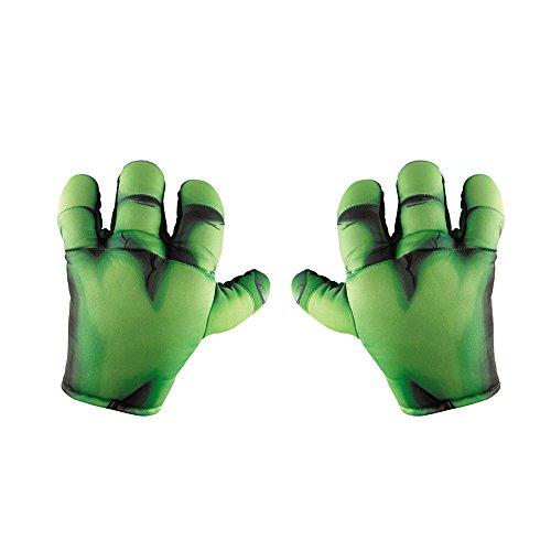 Marvel and Subs Halloween Party Hulk Soft Big Hands