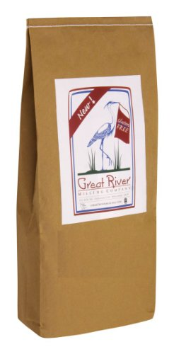 Great River Milling Muffin Dry Mix, Banana Chip, 25-Pound