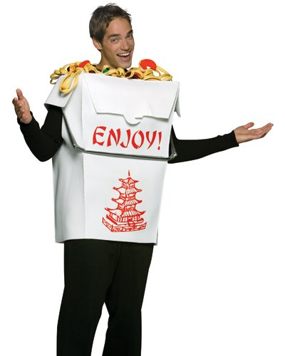 Chinese Take-Out Costume