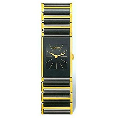Rado Women's R20789162 Cerix Black Ceramic Bracelet Watch