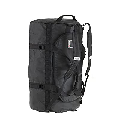The North Face Base Camp Duffel XL - TNF Black 140l Robuste große Reisetasche,