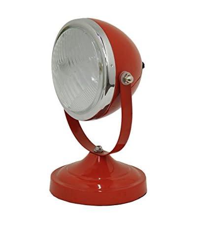 Three Hands Red Spotlight Lamp