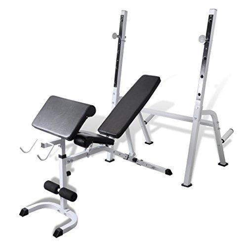 Panca fitness multifunzione panca per allenamento