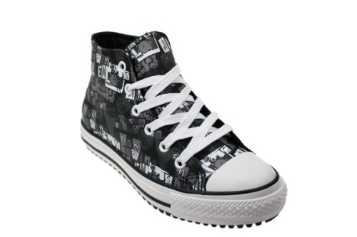 chucks converse wei leder converse all star chuck taylor. Black Bedroom Furniture Sets. Home Design Ideas