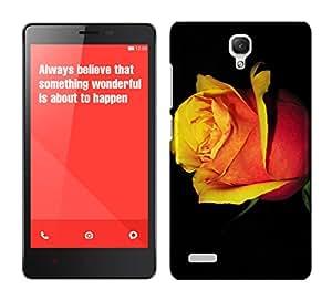 WOW Printed Designer Mobile Case Back Cover For XIAOMI MI REDMI NOTE / NOTE 4G / NOTE PRIME