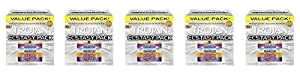 Trojan Ecstasy GGXEA Pack Lubricated Condoms, 26 Count (5 Pack) JvFQc