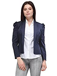 Just Wow Full Sleeve Solid Women's Jacket