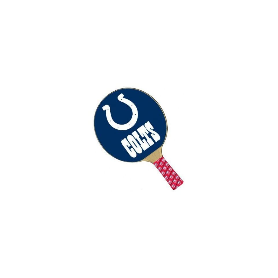 Indianapolis Colts NFL Table Tennis/Ping Pong Paddles