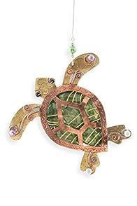 Pilgrim Imports Gem Sea Turtle Fair Trade Ornament