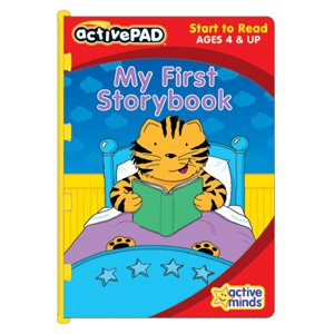 ActivePad Book 2 Pack My First Storybook & Beginner Pho - 1