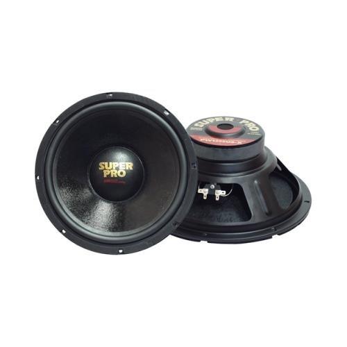 Pyramid - Pw855Usx - Pyramid Pw855Usx 8 350W Car Audio Super Pro Subwoofer Sub 350 Watt
