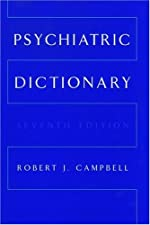 Campbell s Psychiatric Dictionary by Robert J Campbell MD