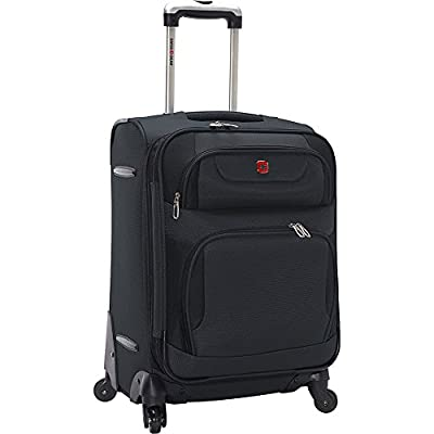 "SwissGear Travel Gear 20"" Expandable Spinner"