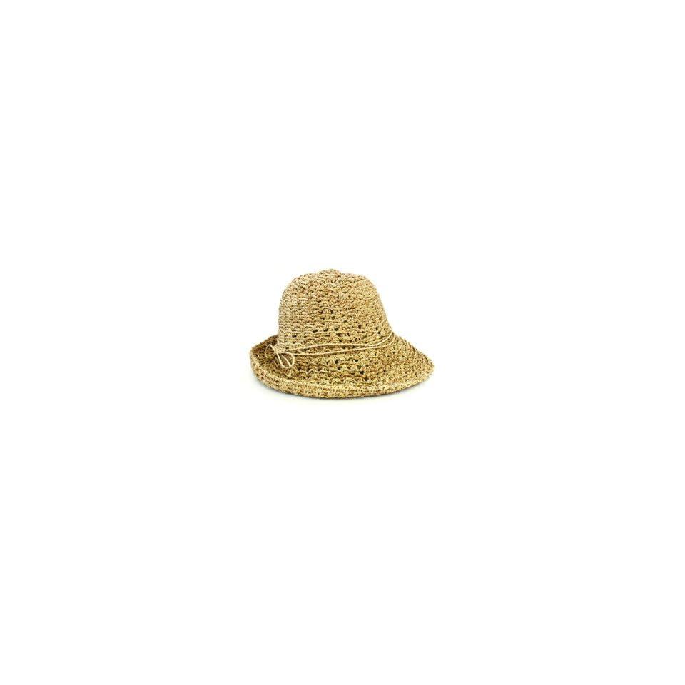 3a481778b0116 LIZ CLAIBORNE Straw Hat on PopScreen