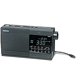 Sangean RS-330 Digital AM/FM Clock Radio