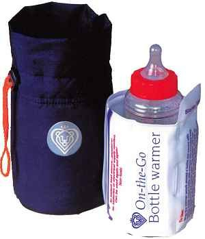 Prince Lionheart On The Go Bottle Warmer