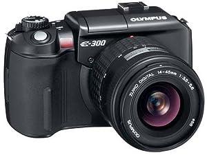 OLYMPUS デジタル一眼レフカメラ E-300 レンズセット