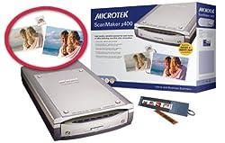 Microtek ScanMaker S400 Flatbed Scanner