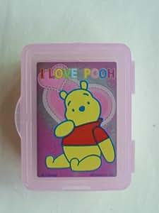 Cute Winnie The Pooh Toothbrush Holder, Case, Box - kids, girl, children, bathroom, toilet, teeth, beauty.