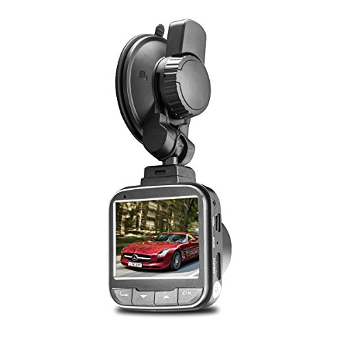 Foxnovo G55W 2.0-Inch Lcd 170-Degree Wide Angle Fhd 1080P H.264 Car Dvr With Wifi /G-Sensor /Av-Out /Night Vision (Black)