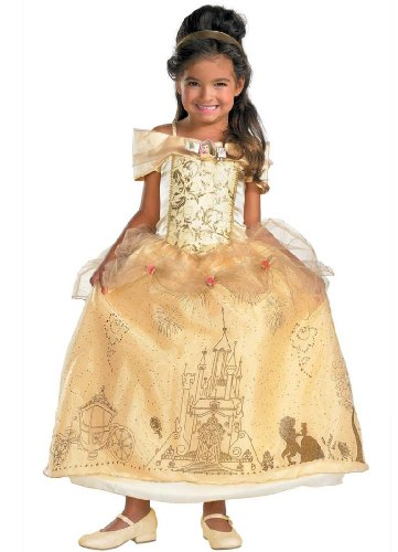 Toddler / Child Prestige Belle Costume