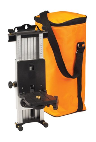 JOHNSON AccuLine Pro 40-6304 Multi-Function Mount for Laser Levels with Softsided Carrying Bag