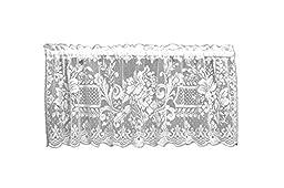 ARISTOCRAT 60x18 VALANCE, WHITE