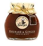 Mrs Bridges Rhubarb & Ginger Preserve 340g
